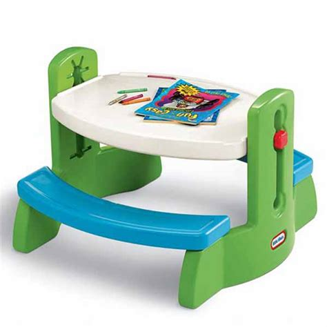 tikes drawing table tikes adjust n draw table
