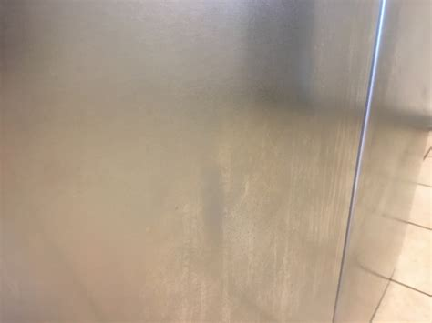 how to polish stainless steel how to clean stainless steel refrigerator gadget review