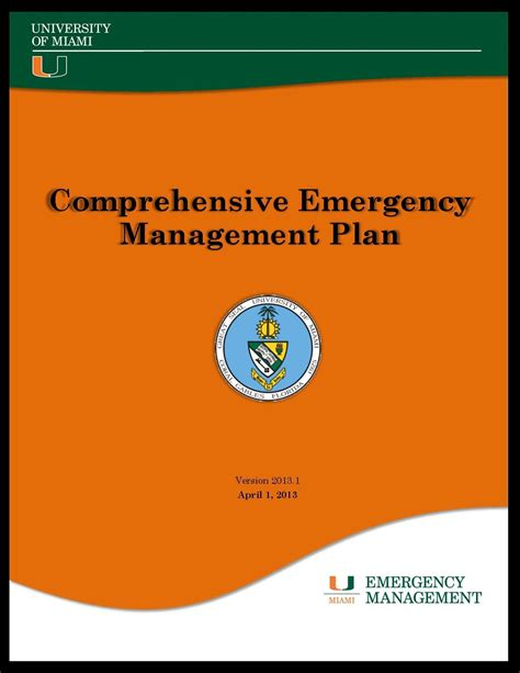 comprehensive emergency management plan template best practices and lessons learned template grosir baju