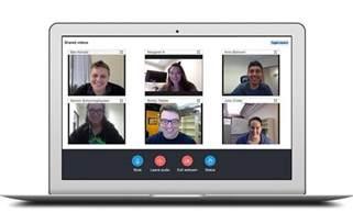 virtual classroom software d2l