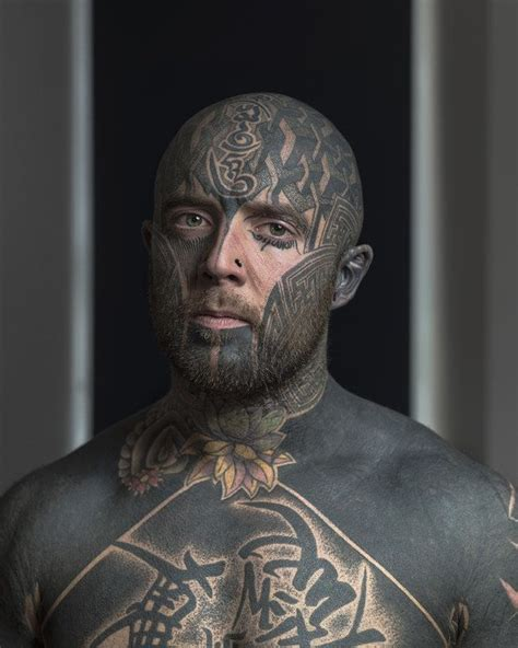 tattoo stereotypes photographer tries to show the their