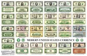 To produce modern currency our us currency has really evolved over