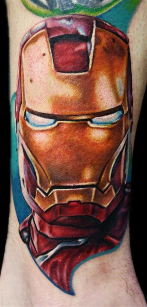 full body iron man tattoo human canvas tattoo tattoos body part leg iron man
