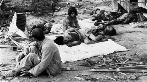 hiroshima japon imagenes ineditas as 237 fue sobrevivir a hiroshima
