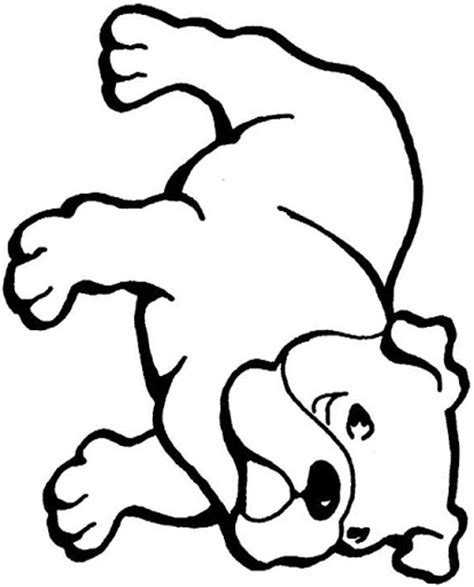 cute bulldog puppies coloring pages coloring pages