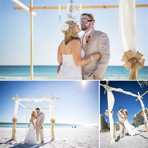 Lace Chandelier Destin Florida Wedding At Hilton Sandestin Beach Golf