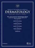 Research Letter Journal Of Dermatology Journal Of The American Academy Of Dermatology March 2008 Volume 58 Issue 3 Pages 361 544