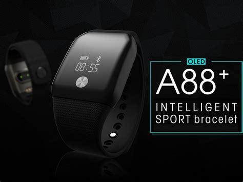 Smartwatch A88 Smartwatch A88 Una Mezcla Entre Reloj Y Pulsera Deportiva