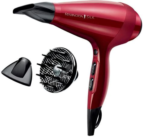 Silk Elements Hair Dryer remington ac9096 silk 2400w ionic cermaic hair dryer with diffuser ebay