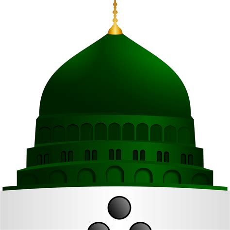 masjid gumbad design gumbad e khizra vector designed by kashif mir