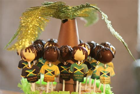 jamaican themed bridal shower favors lottie and lil 187 ya mon