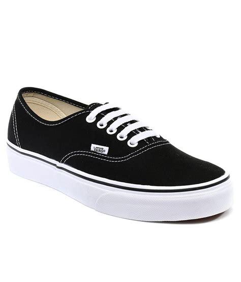 vans black casual shoes price in india buy vans
