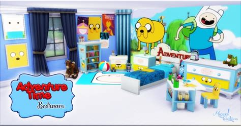 adventure time bedroom bedroom adventure time at victor miguel 187 sims 4 updates