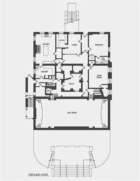 homes mansions le petit trianon  san francisco ca architectural floor plans luxury