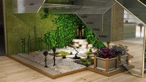 beautiful indoor garden design ideas