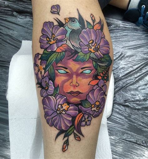 simple neo traditional tattoo neo traditional tattoo tattoo collections