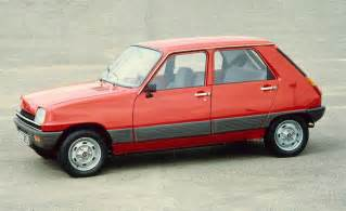 Renault 5 Gtl Car And Driver