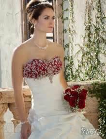mary s bridal spring 2013 wedding dresses sponsor