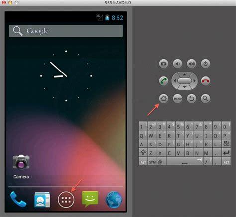 mac ตอนท 4 การสร าง emulator avd สำหร บการเข ยน android บนเคร อง mac android emulator - Android Emulator Mac