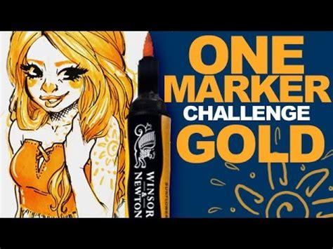 one challenge one marker challenge