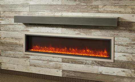 electric linear fireplace linear electric fireplaces