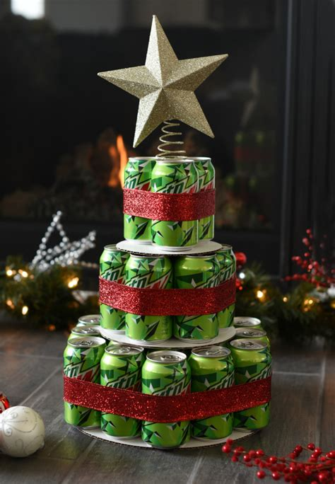 christmas mt dew mountain dew gift for squared