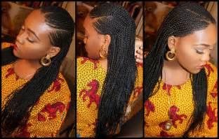 ghanaian line hairstyles 20 most beautiful styles of ghana braids