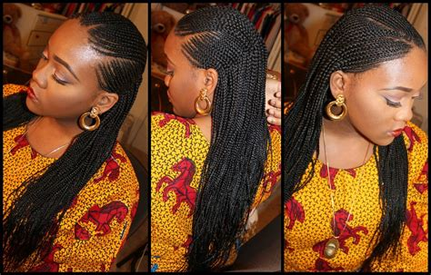 Simple Weaving Styles For Ladies