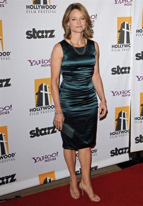 Dress Jodie jodie foster cocktail dress jodie foster looks stylebistro