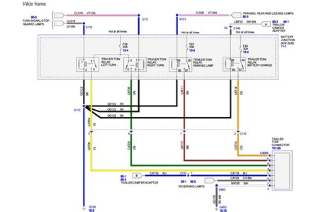 2010 f550 wiring diagram for trailer free