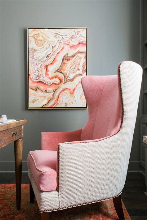 beautiful wingback chairs