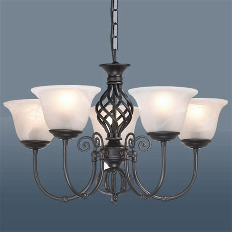 5 Arm Ceiling Light Classic 5 Arm Black Ceiling Light The Lighting Superstore