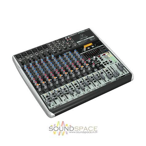 Sale Mixer Behringer Xenyx Qx 1222 Usb 12 Channel ม กเซอร behringer xenyx qx1622 usb mixer soundspacethai