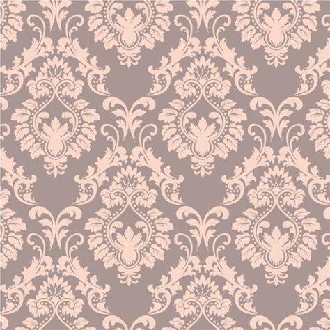 ornamental pattern ai salmon ornamental pattern background vector free download