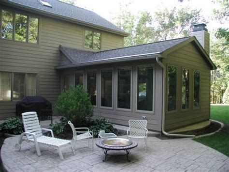 Sunroom And Patio Designs Sunroom And Patio Designs Enclosed Porch Kits For Ranch Style Homes Sunroom Or Sun Lounge