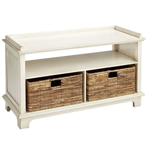 shoe bench with baskets 25 best ideas about storage bench with baskets on