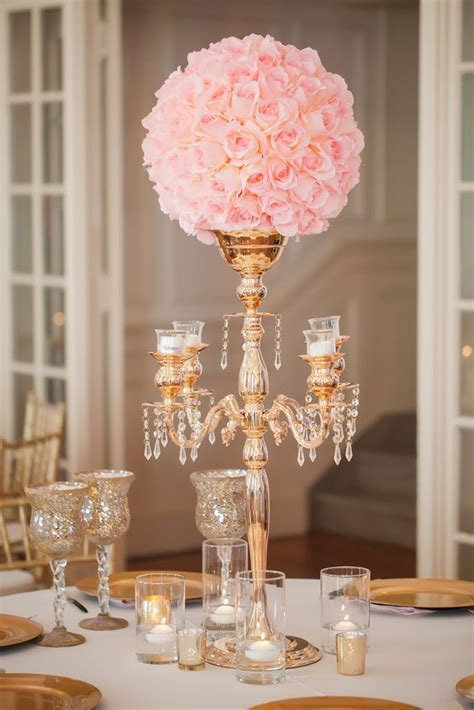 126 best quinceanera centerpieces images on