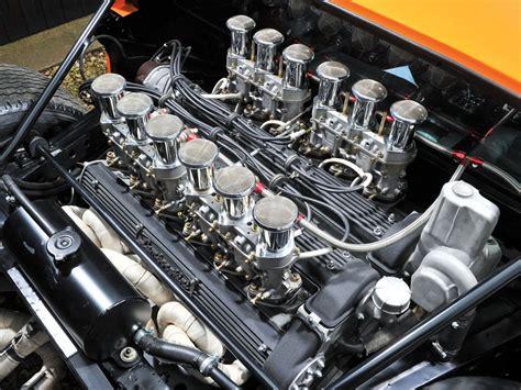 Lamborghini Miura Engine Lamborghini Miura Svj Replica For Sale 1969