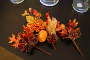 Fall Table Decoration Fall Table Decor Made2style