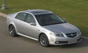 2008 Acura Tl Review Car And Driver