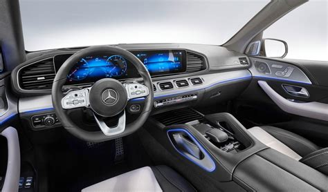 mercedes gle 2019 interior gadget packed 2019 mercedes gle suv pushes high tech