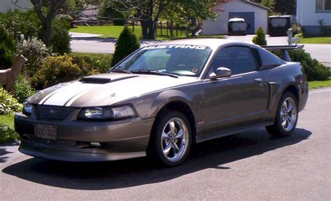 2002 mustang gt mineral gray 2002 ford mustang gt coupe mustangattitude