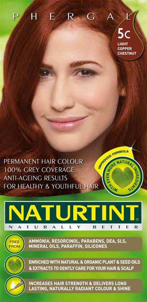 Naturtint Permanent Hair Color 5c Light Copper Chestnut 150ml naturtint permanent hair color 5c light copper chestnut jet