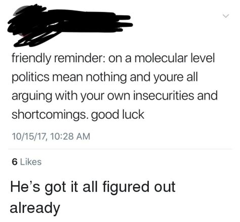 Friendly Reminder Lucky Shops by Friendly Reminder On A Molecular Level Politics