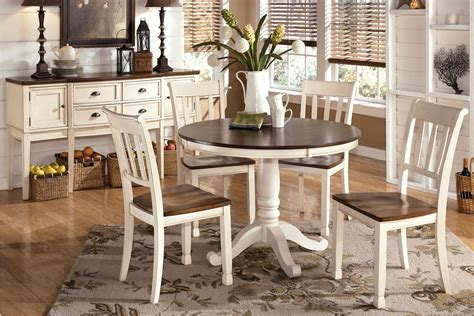 Whitesburg Bar Stool by Whitesburg Table 4 Side Chairs At Gardner White