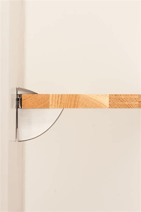 pelican shelf support bracket nickel shelf supports