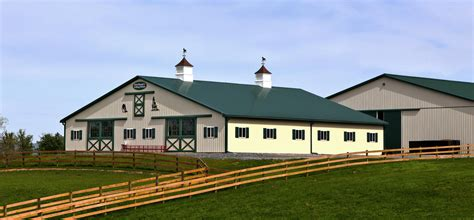 amish built pole barns pole barns with living quarters by amish studio