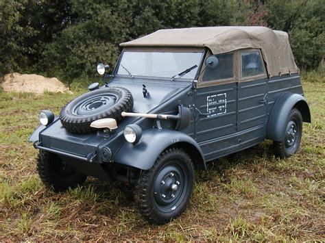 volkswagen kubelwagen volkswagen type 82 k 252 belwagen v w