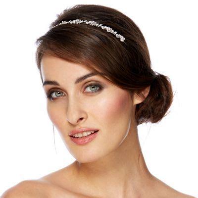 Wedding Hair Accessories At Debenhams by Jon Richard Vine Headband At Debenhams Wedding Hair