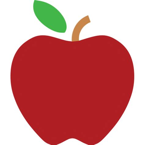 apple emoji red apple emoji for facebook email sms id 8420